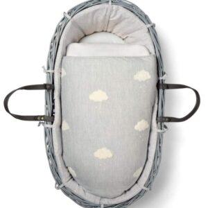 Mamas & Papas Dream Upon A Cloud Moses Basket