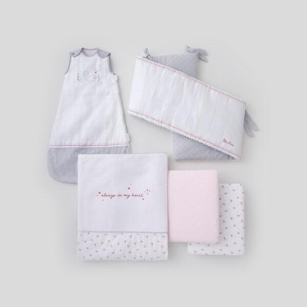 Silver Cross Follow Your Dreams Newborn Bedding Set - OFFER