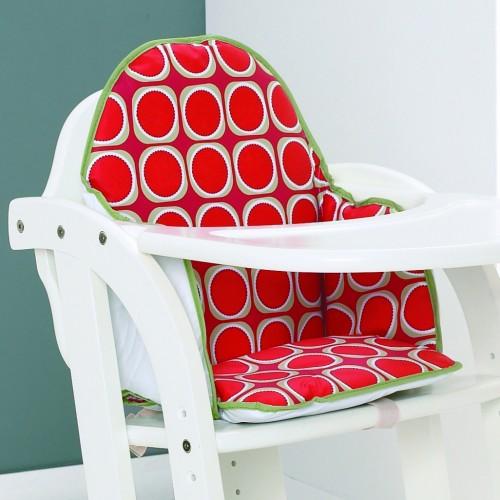 East Coast Highchair Insert Cushion Watermelon