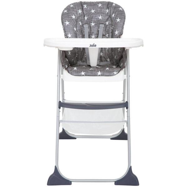 Joie Baby Mimzy Snacker Highchair - Twinkle Linen