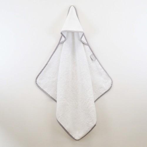 Shnuggle Bamboo Towel White