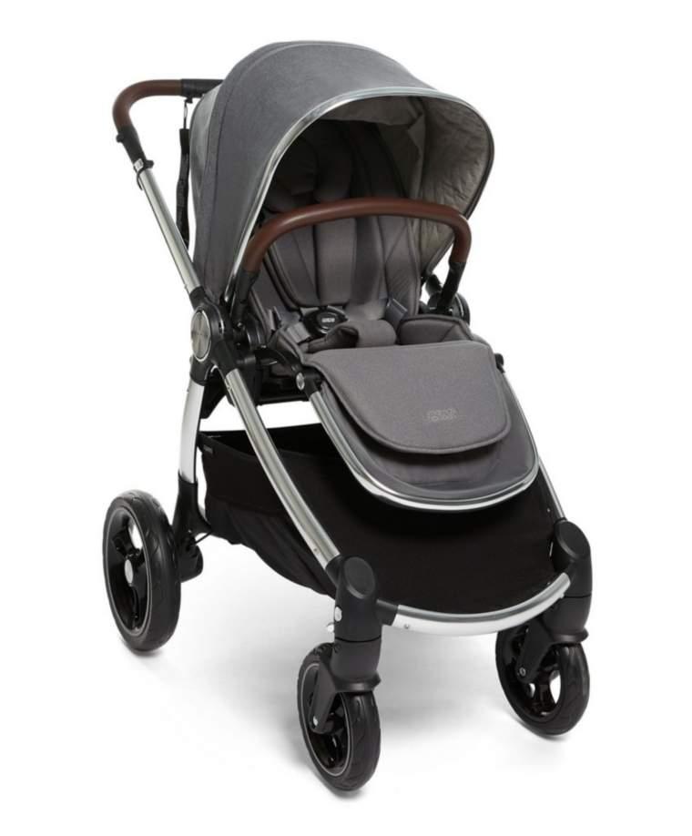 Mamas & Papas Ocarro Pushchair - Grey Mist