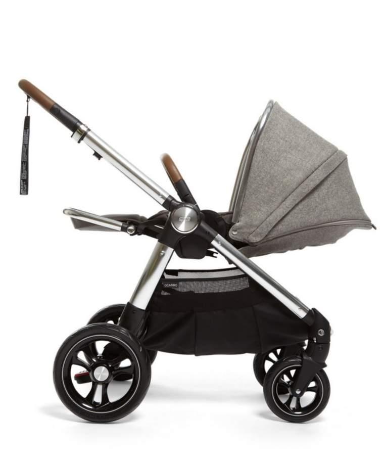 Mamas & Papas Ocarro Pushchair X Moon - Grey Parquet