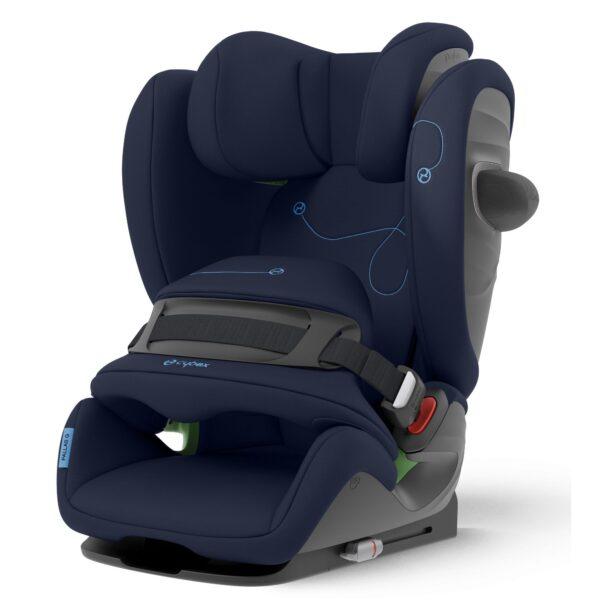 Cybex Pallas G i-Size Car Seat - Navy Blue