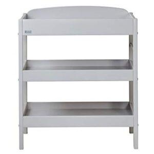 East Coast Clara Open Dresser - Grey