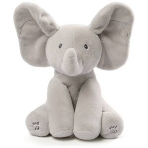 Gund Flappy the Elephant Interactive Toy