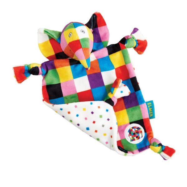 Rainbow Designs Elmer Comforter