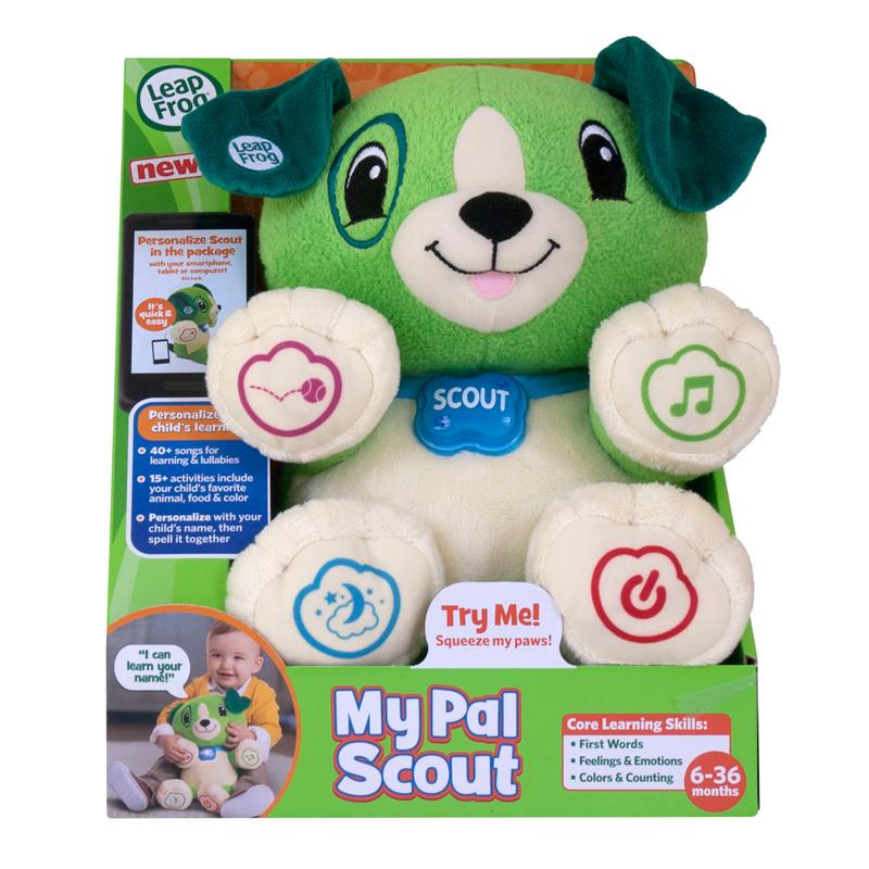Leap Frog My Pal Scout