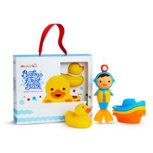 Munchkin Baby's First Bath Gift Set
