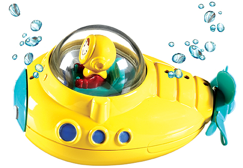 Munchkin Bath Toy Undersea Submarine Explorer