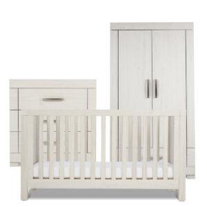 Silver Cross Coastline 3 Piece Furniture Set