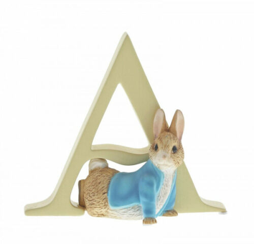 """Peter Rabbit Letter Collection """"A"""" - Peter Rabbit"""