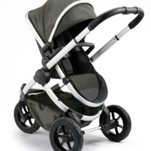 iCandy Peach All Terrain & Carrycot in Forest