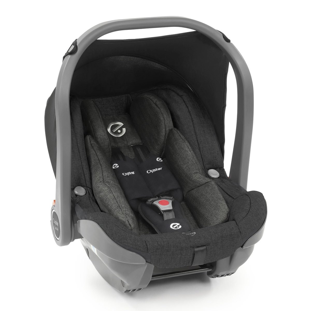 Babystyle Oyster 3 Luxury 7 Piece Package Caviar Includes Capsule Car Seat