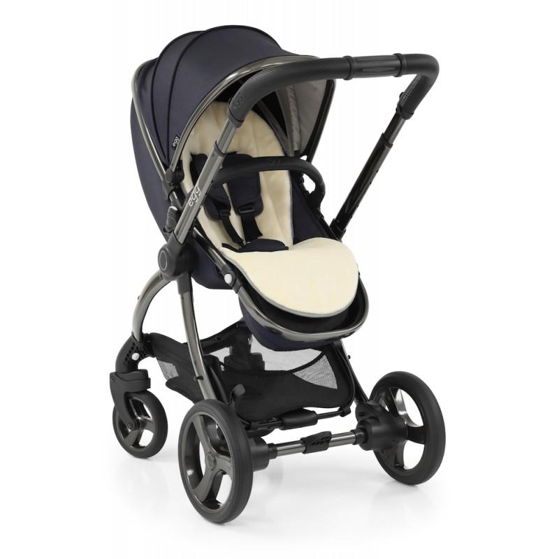 Egg 2 Stroller with Carrycot - Cobalt