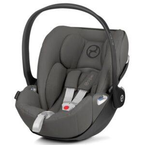 Cybex Cloud Z i-Size Infant Carrier - Soho Grey
