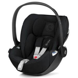Cybex Cloud Z i-Size Infant Carrier - Deep Black