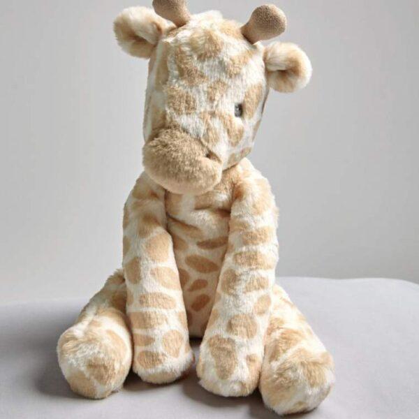 Mamas & Papas Welcome to the World Soft Toy - Geoffrey Giraffe