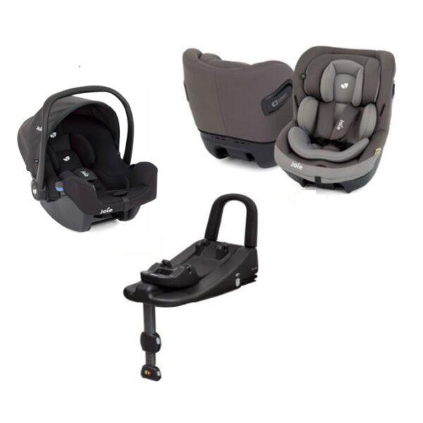 Joie i-Size Safe Car Seat Bundle with FREE i Base Advance - iVenture