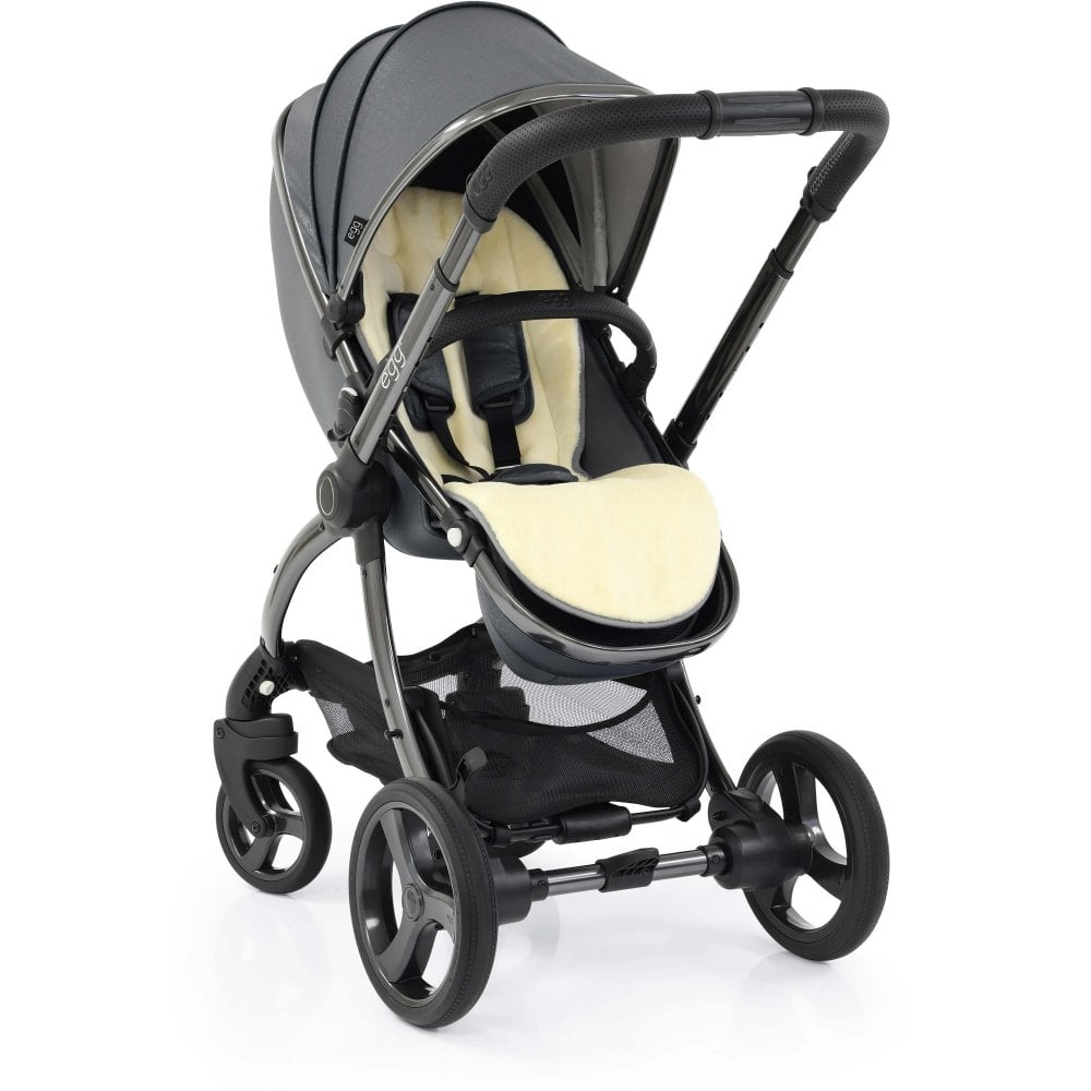 Egg 2 Stroller with Carrycot - Jurassic Grey