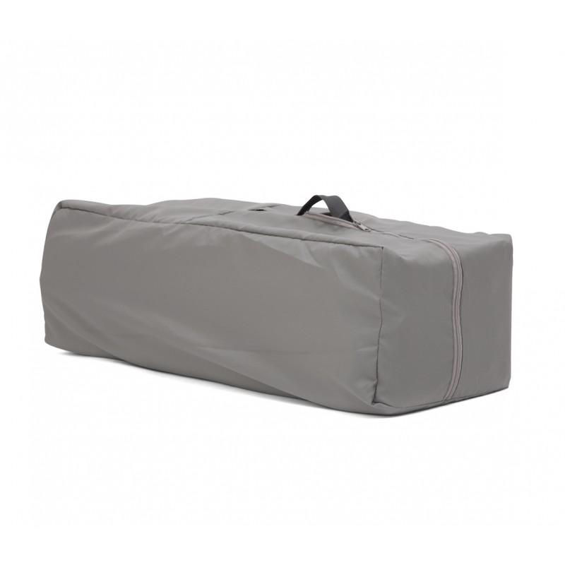 Joie Kubbie Sleep Travel Cot - Foggy Grey