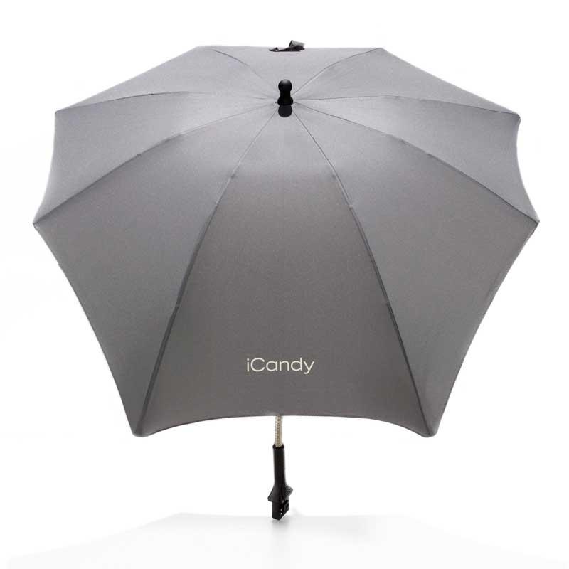 iCandy Universal Parasol - Stone Light Grey