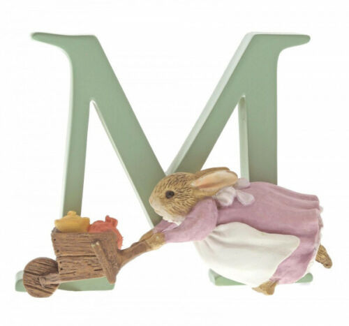 """Peter Rabbit Letter Collection """"M"""" - Cecily Parsley"""