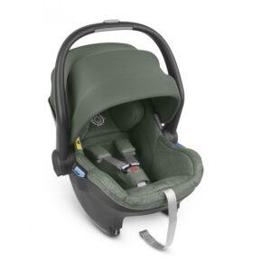 Uppababy Mesa iSize Car Seat - Emmett/Green Melange