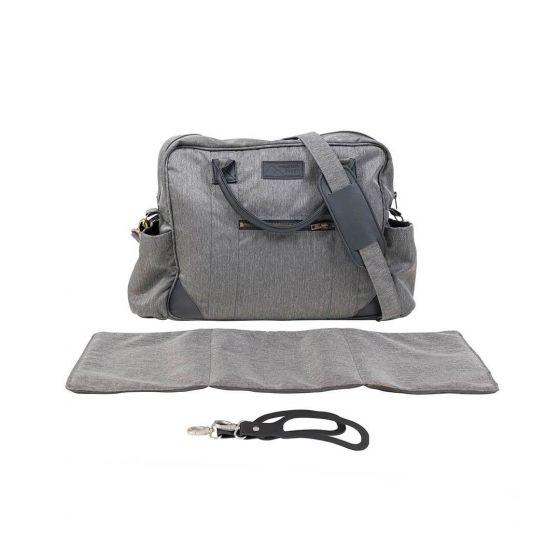 Mountain Buggy Urban Jungle Luxury Pushchair & Carrycot - Herringbone Inc Bag
