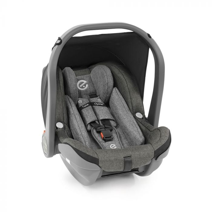 Babystyle Oyster 3 Luxury 12 Piece Package Pepper Includes Capsule Car Seat