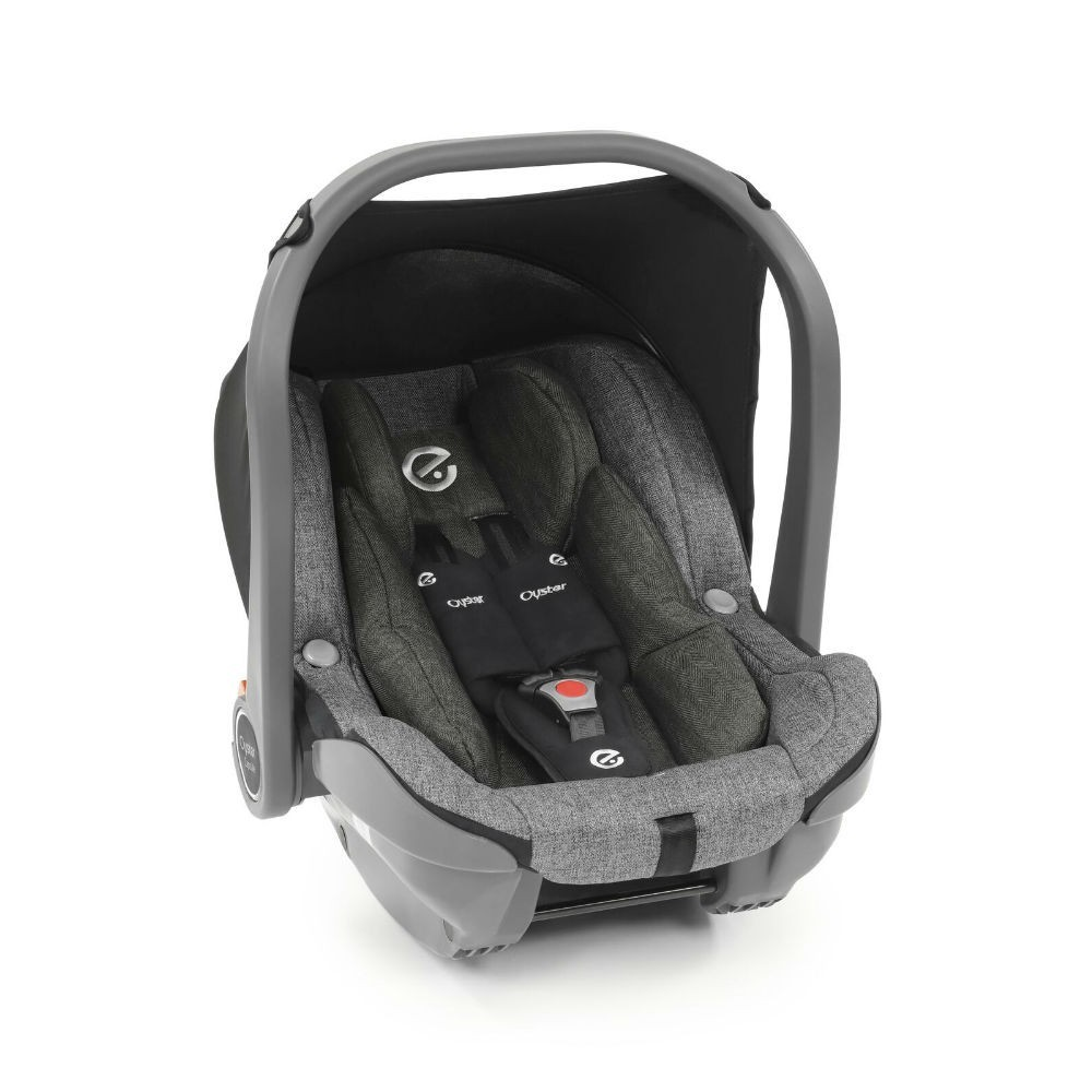 Babystyle Oyster 3 Luxury 12 Piece Package Mercury City Grey Includes Capsule Car Seat