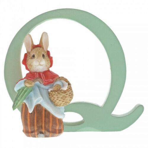 "Peter Rabbit Letter Collection ""Q"" - Mrs. Rabbit"