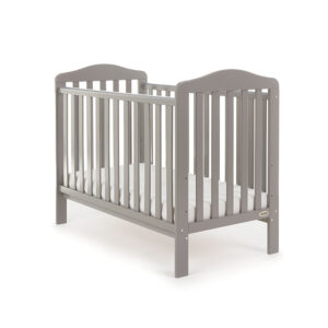 Obaby LUDLOW COT TAUPE GREY - EASTER OFFER