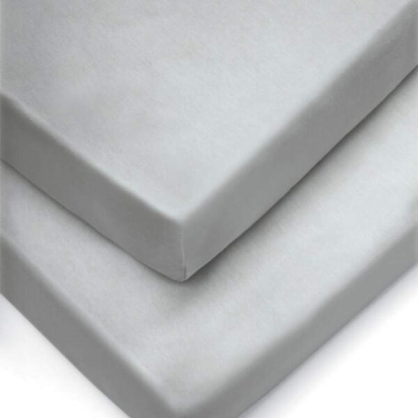 Mamas & Papas - Cotbed Fitted Sheets (pack of 2) - Grey