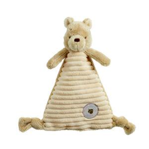 Disney Classic Winnie The Pooh Baby Comfort Blanket
