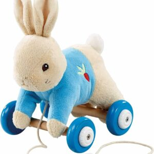 Peter Rabbit Pull-Along Soft Toy