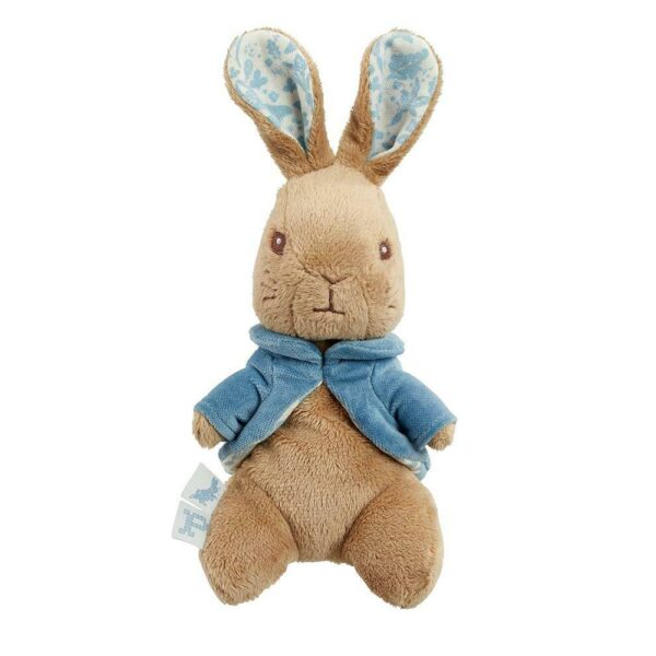 Signature Peter Rabbit Soft Toy Suitable from Birth