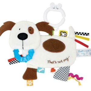 Rainbow Designs Soft Toy - Usborne That's Not My Puppy Comforter