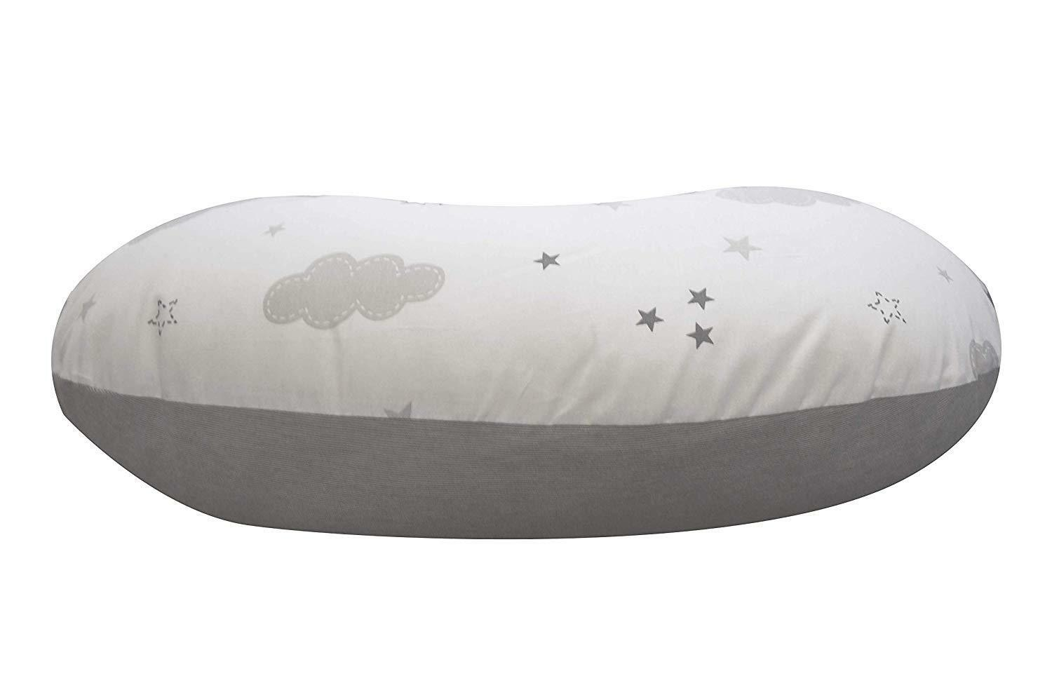 Cuddles Collection 4 in1 Nursing Pregnancy Pillow - Sweet Dreams Stars & Clouds