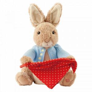 Gund Beatrix Potter Peter Rabbit Peek-a-boo