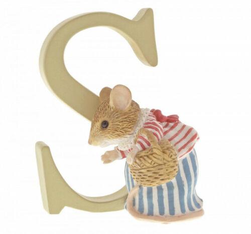 "Peter Rabbit Letter Collection ""S"" - Mrs. Tittlemouse"