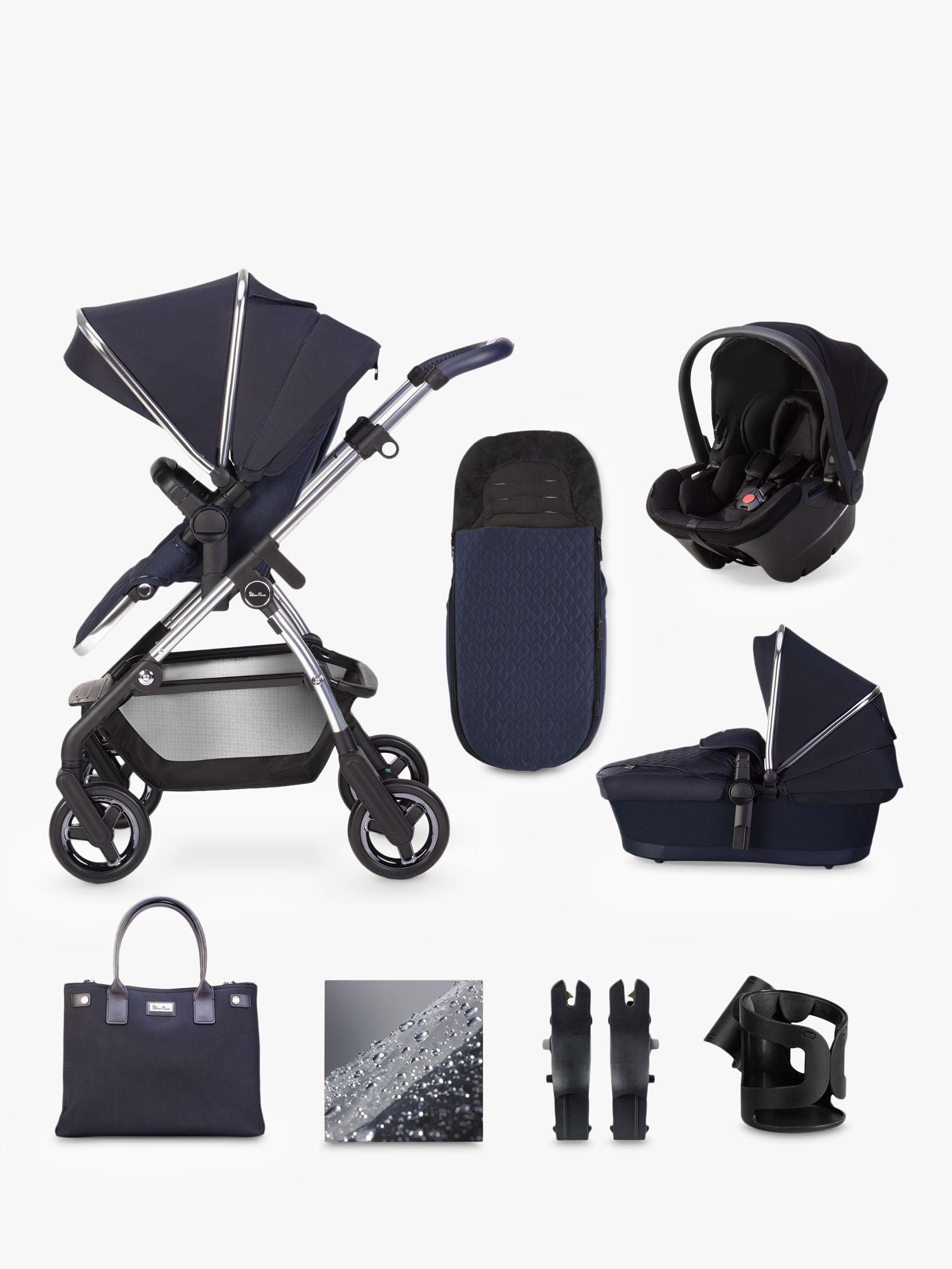 Silver Cross Wayfarer 2020 Sapphire Simplicity Plus Bundle