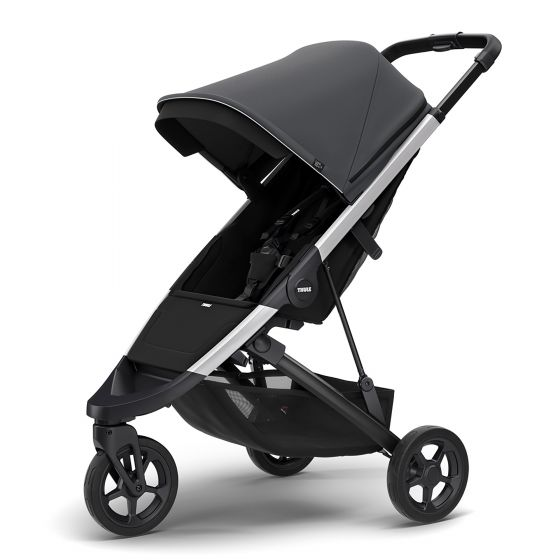 Thule Spring Stroller with Aluminium Chassis Shadow Grey