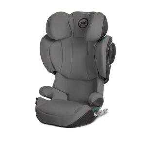 Cybex Solution Z-Fix Plus Group 2/3 Car Seat - Soho Grey