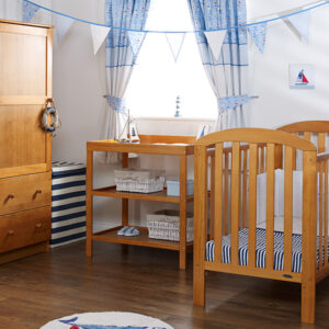 Obaby Lily 3 Piece Furniture Set - Country Pine