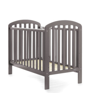 Obaby Lily Cot in Taupe Grey - EASTER OFFER