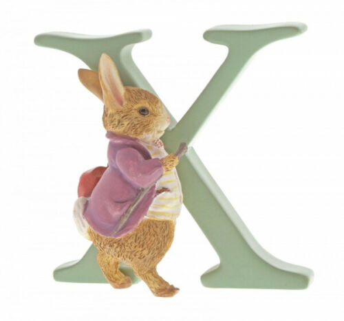"""Peter Rabbit Letter Collection """"X"""" - Old Mr. Benjamin Bunny"""